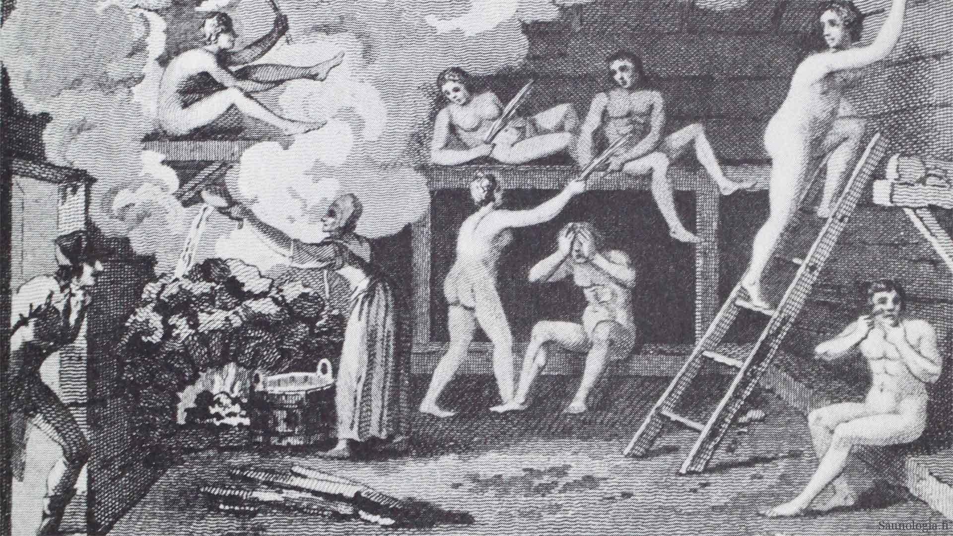 Acerbi 1799 - suomalainen sauna