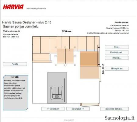 Harvia designer