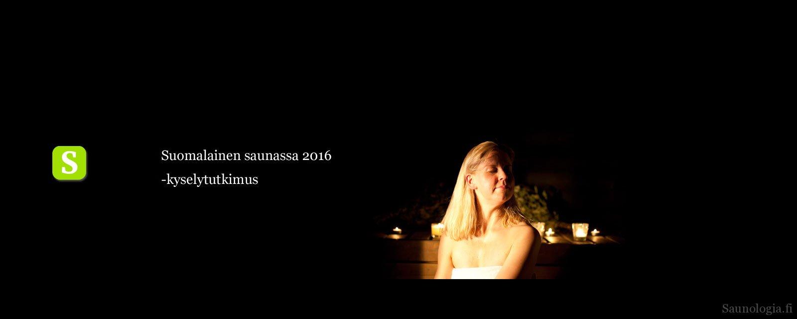 Saunomiskysely 2016 – vastaa ja voita