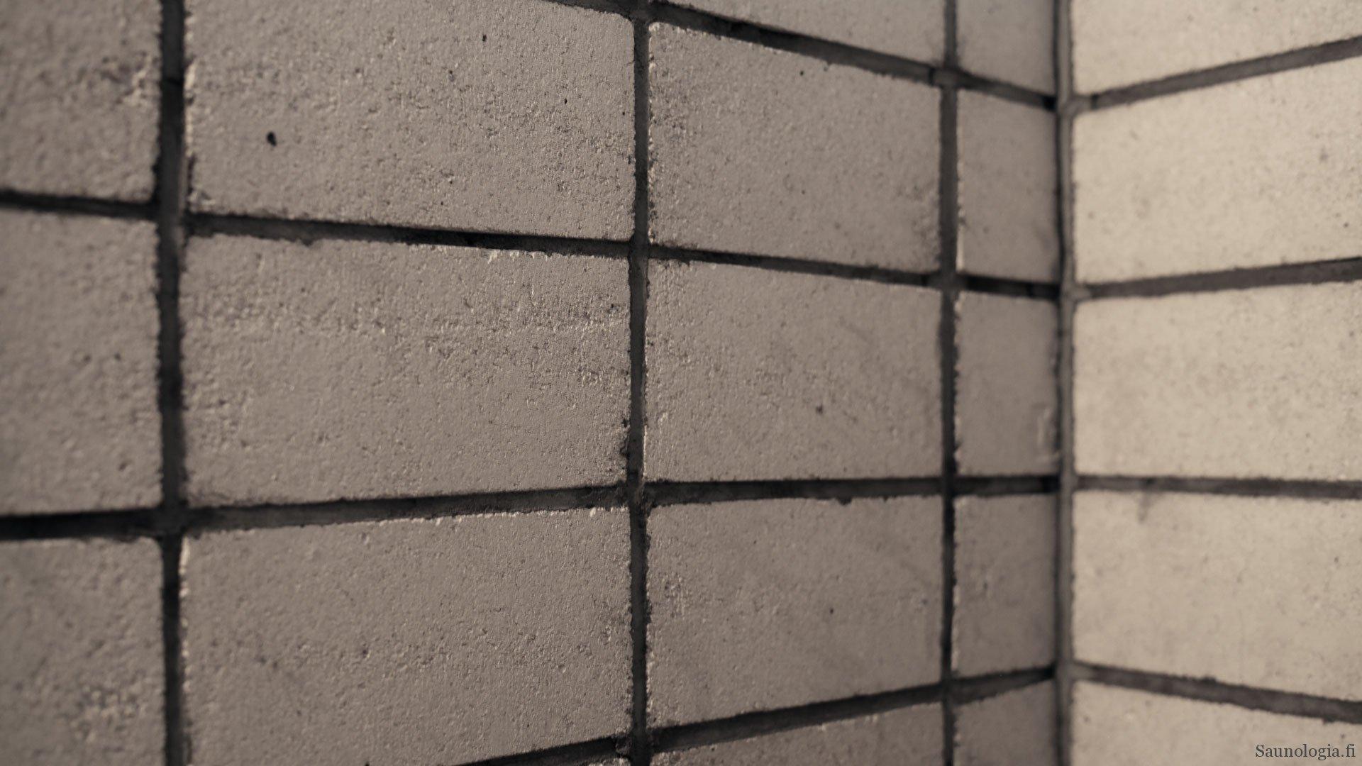 Saunan seinä ja seinämateriaalit