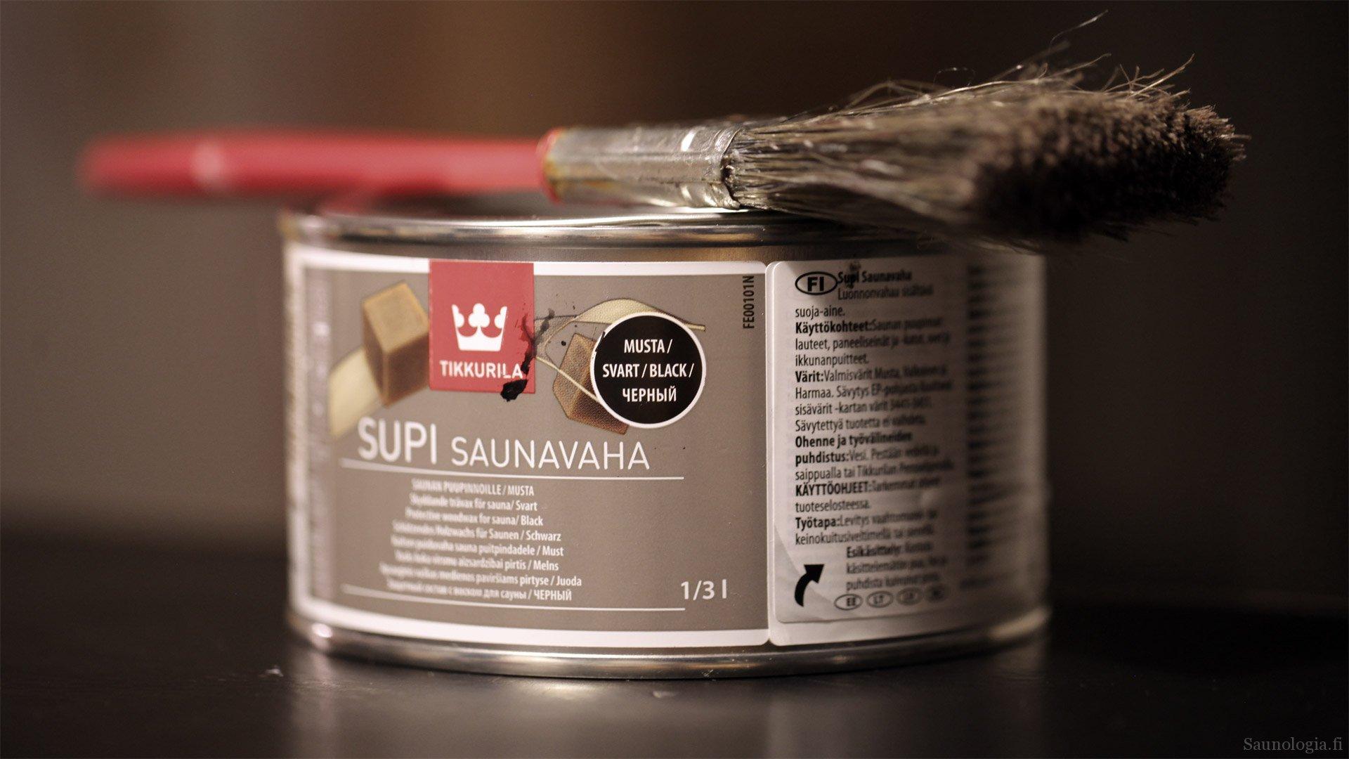 Saunavaha