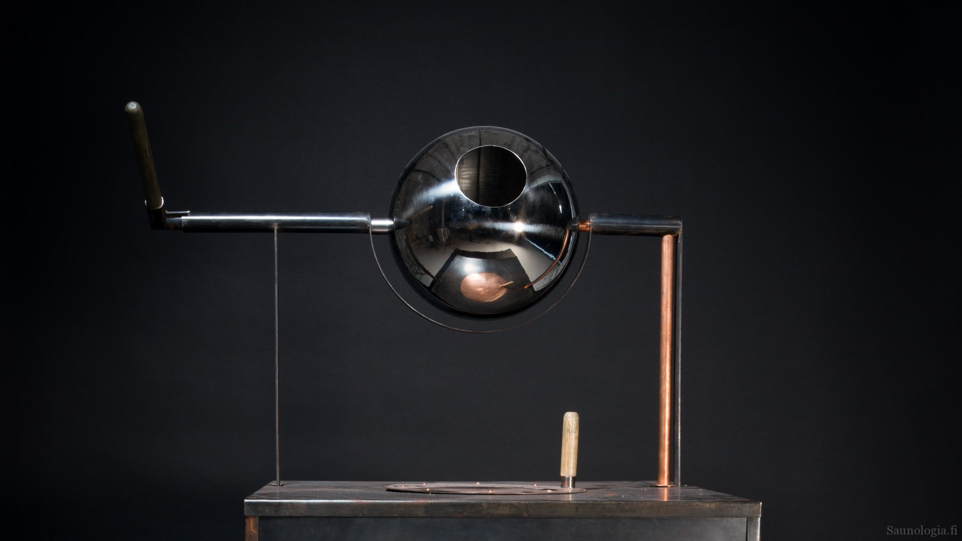Exhibition of Designer Stoves: Forms of Steam in Finnish National Museum at HDW2017