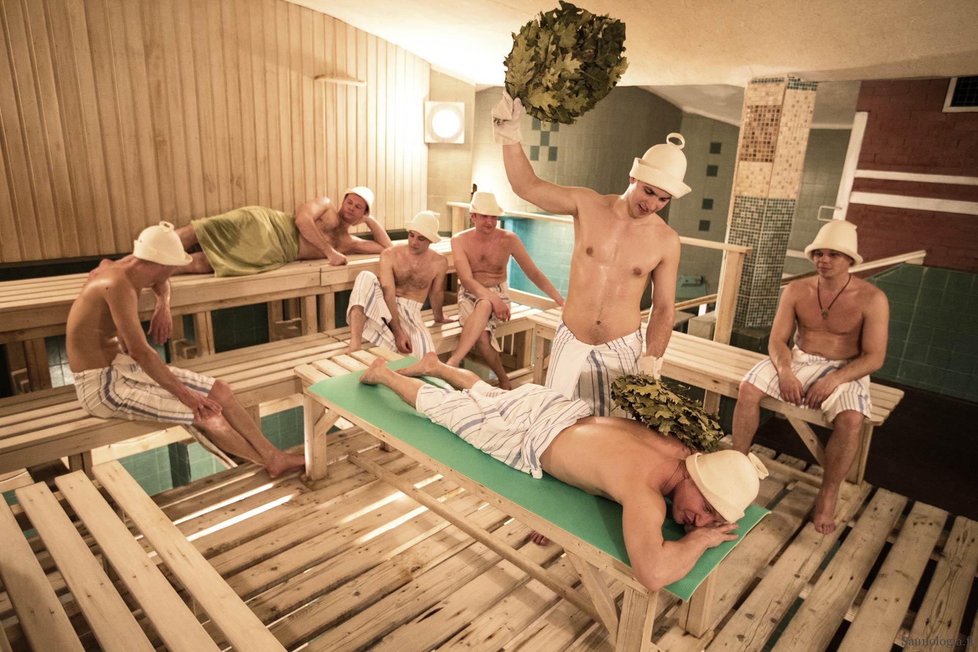 Venäläinen saunakulttuuri – johdanto