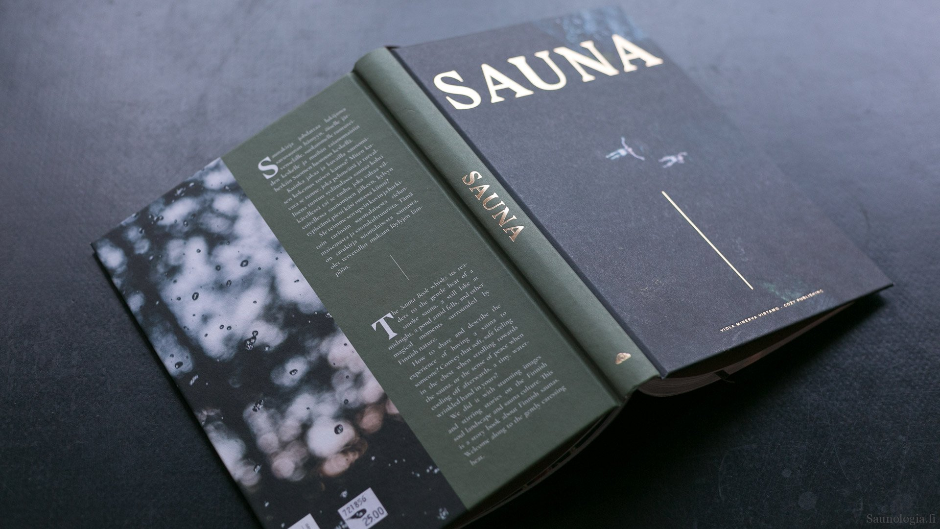 Book review – Viola Virtamo – Sauna