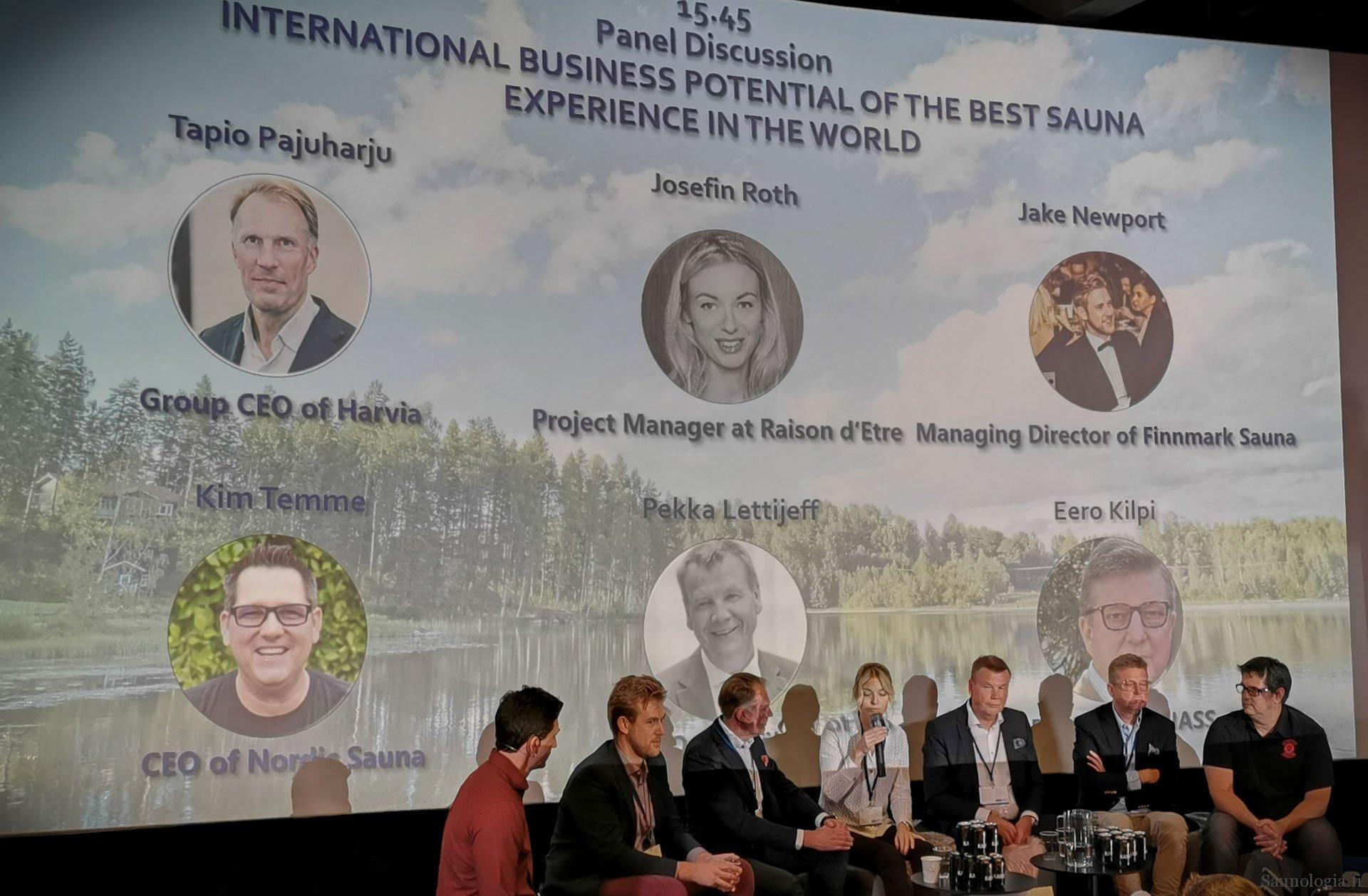 World Sauna Forum 2019 – Opinion: IR heat falls in the sauna knowledge gap