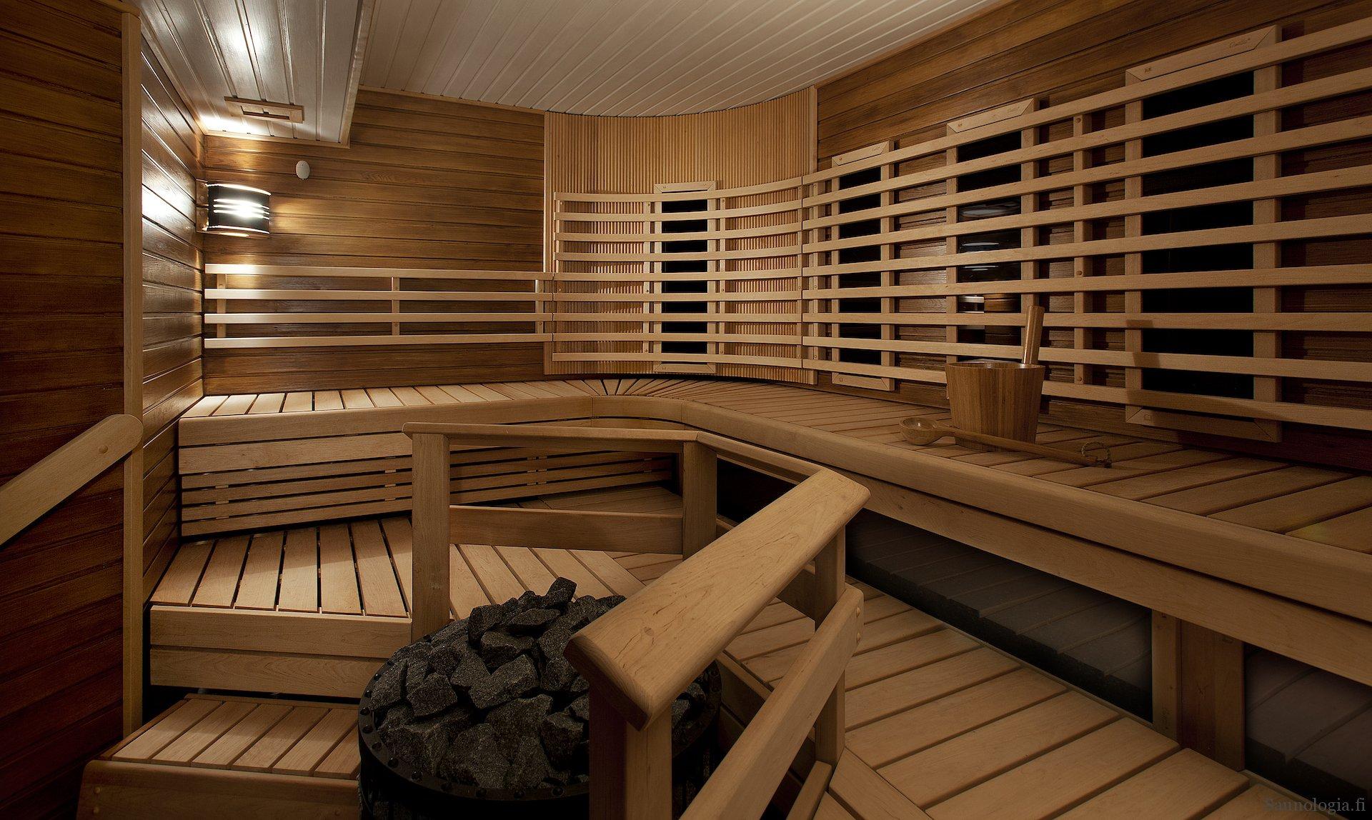 Infrapunasaunan ja perinteisen saunan erot