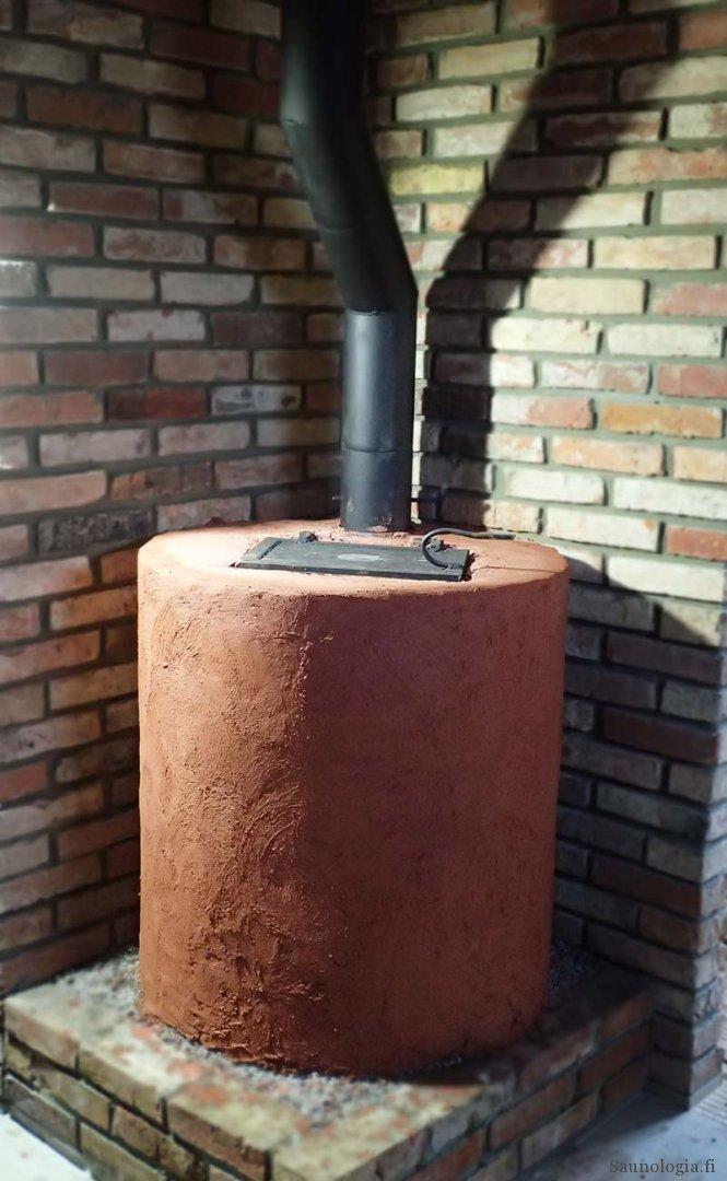 rocket sauna heater by Kavaliuasks