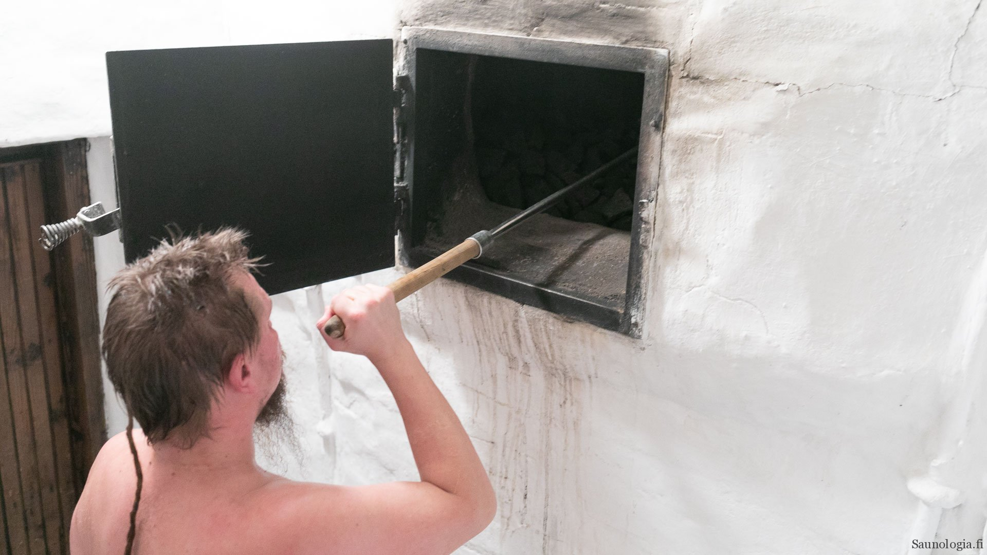 Rajaportti – elävä legenda saunaksi