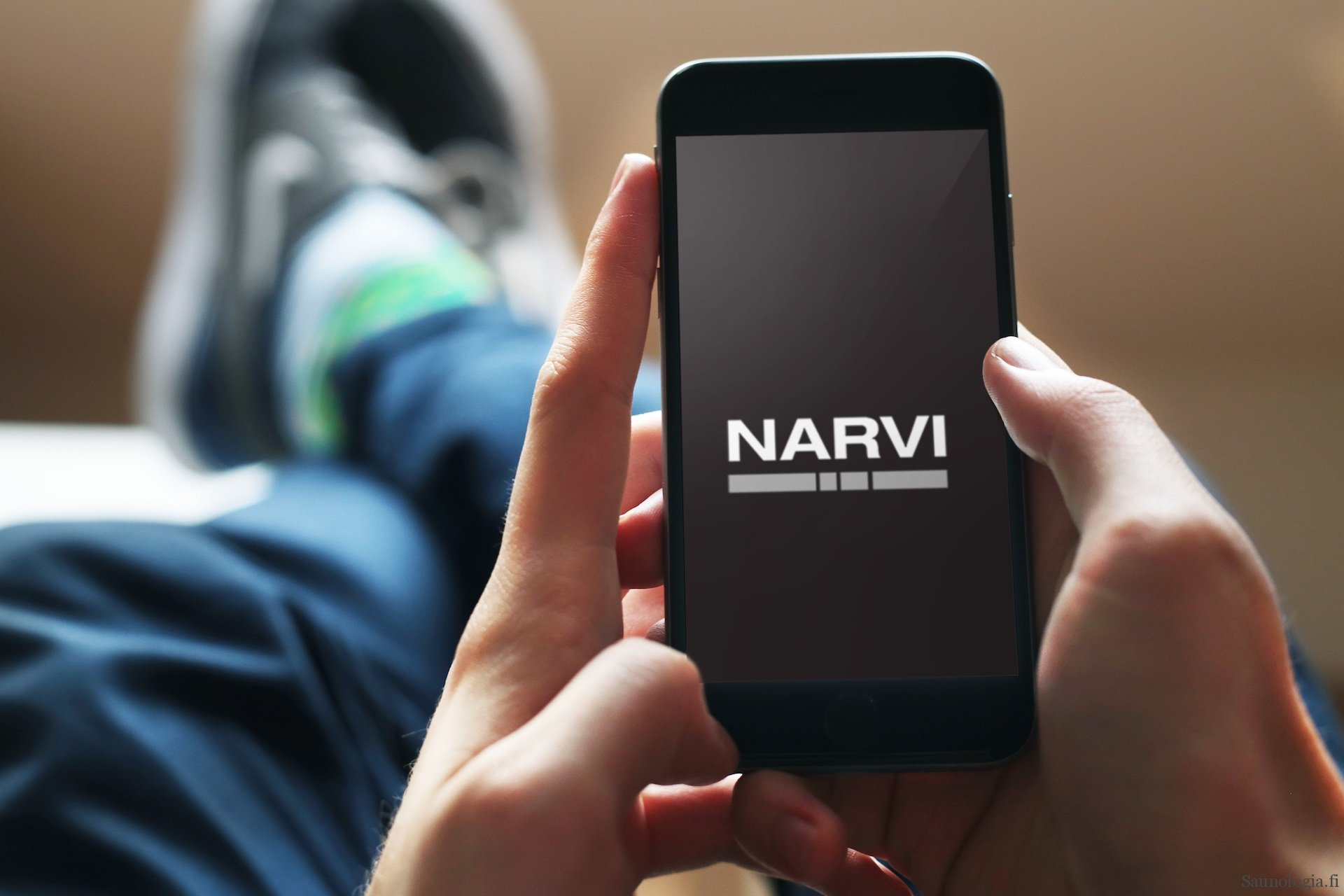 News: Narvi WiFi app-based remote control