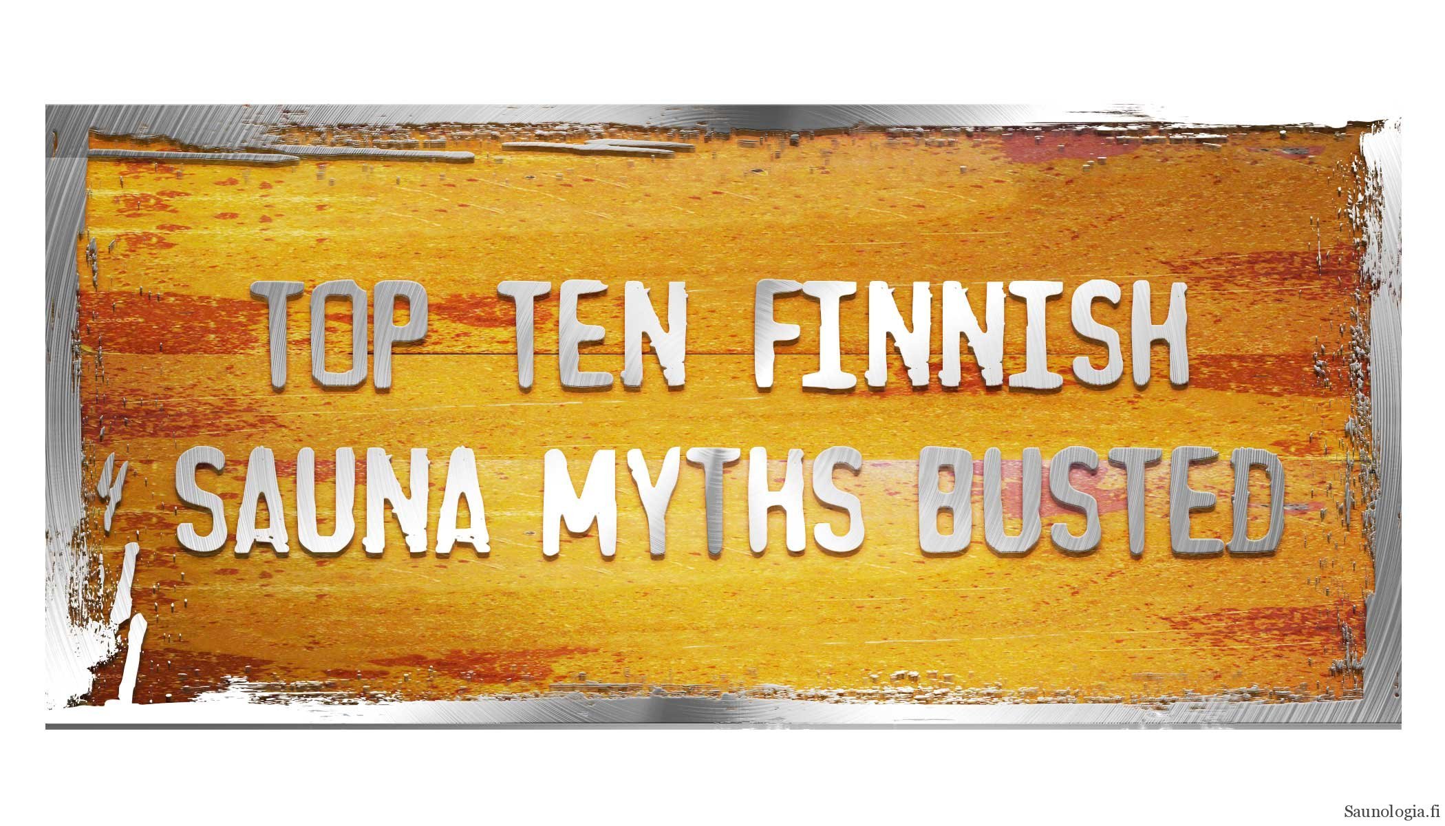 Top Ten Finnish Sauna Myths Busted
