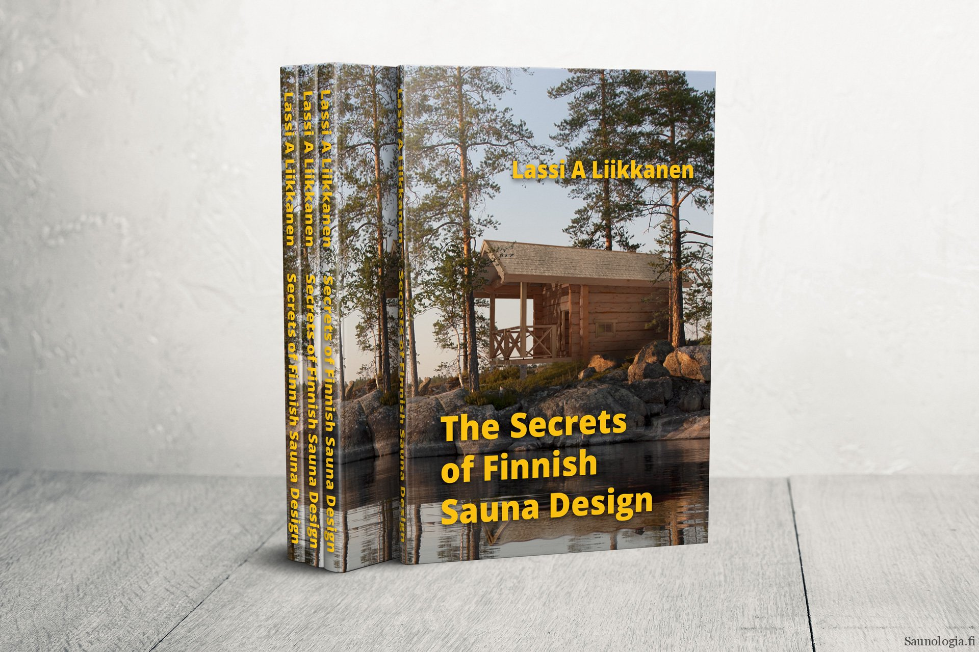 The Secrets of Finnish Sauna Design is out!