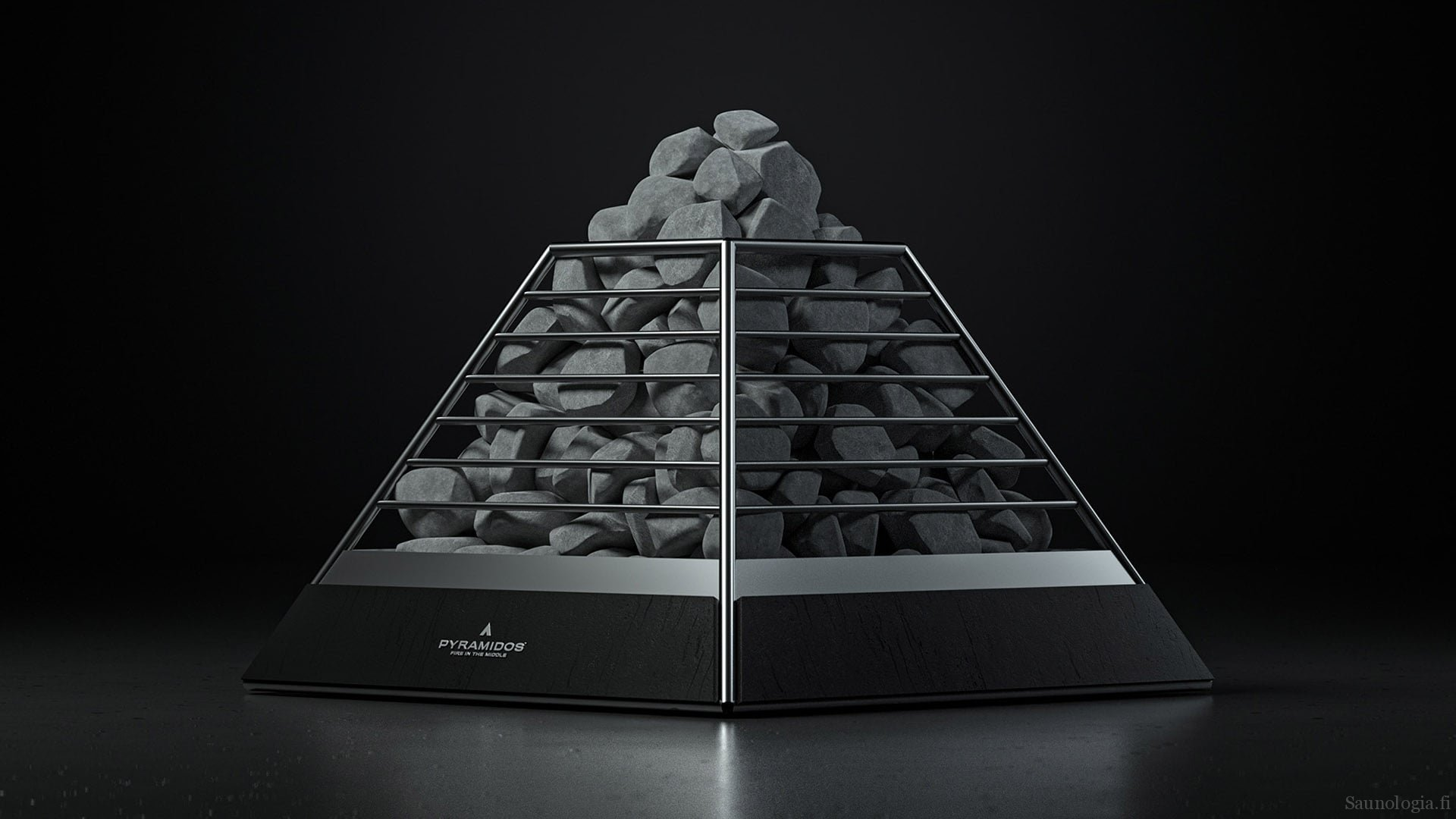 Pyramidos – kulmikas kotimainen kiuasuutuus