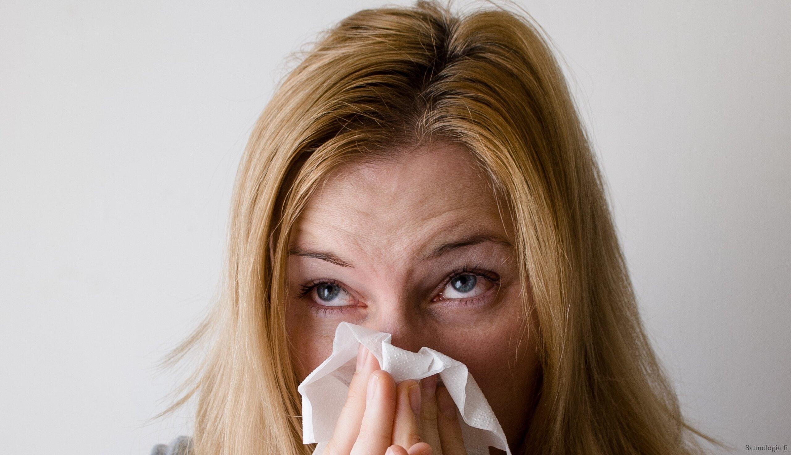 Osallistu: allergiat saunassa tutkimus!
